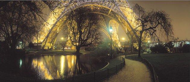 Những ngày ở Châu-Âu- Tháo Eiffel