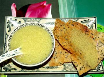 Chè Kê và Bánh Đa